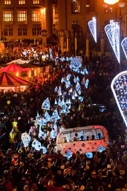 Christmas Light Night Oxford