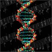 Music from the Genome