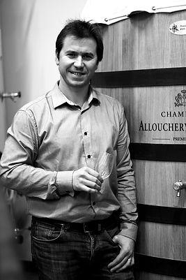 Nicolas Allouchery Champagne Allouchery-deguerne