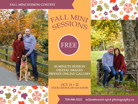 {SSP} Fall Mini Session Contest!