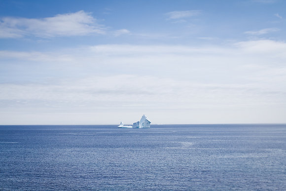 Iceberg in the Distance