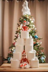 December 6: Elf Ice Castle
