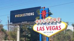 Vegas Strong Sign