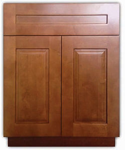GRD Modoc Chocolate Kitchen Cabinet