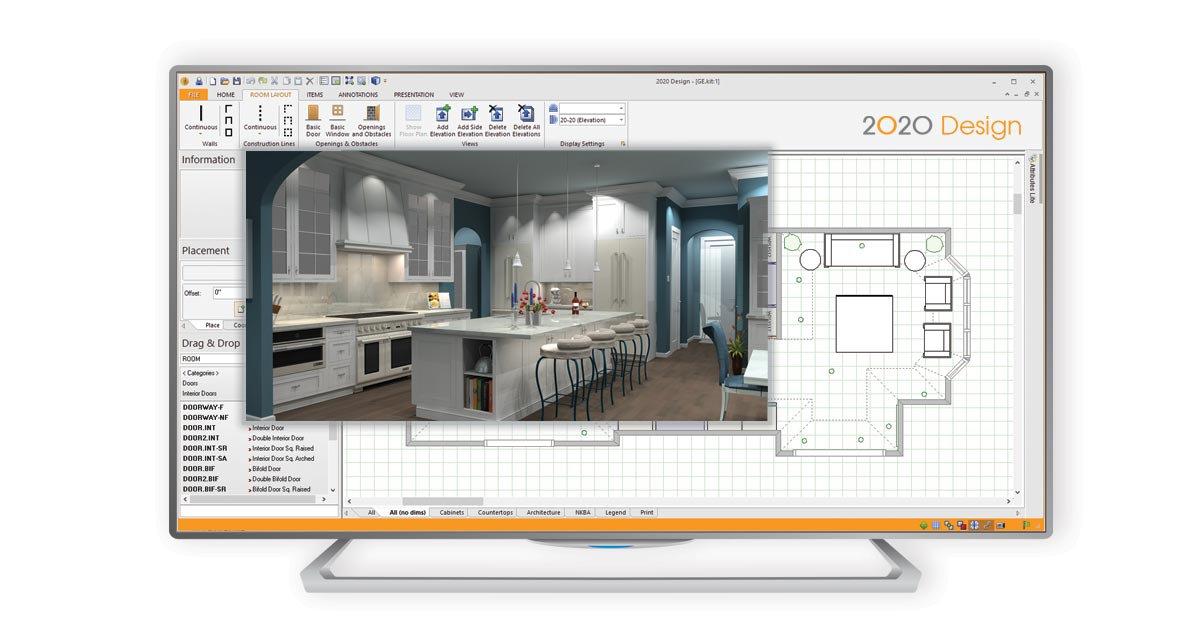 Online Kitchen Designing