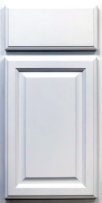 GRD Kitchen Cabinets Classic White