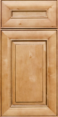 GRD Kitchen Cabinets Ginger Square