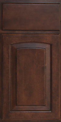 GRD Kitchen Cabinets Cherry Arch