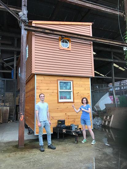 Front - Second Floor Raised