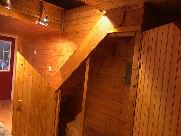 Closet Interior