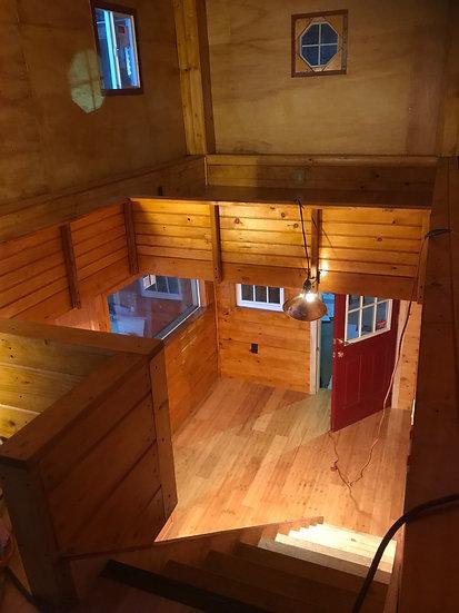 Second Floor Bedrooms