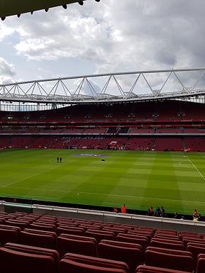 Jedinstvena ljepota nogometnih stadiona i kako sam zavolio Arsenal