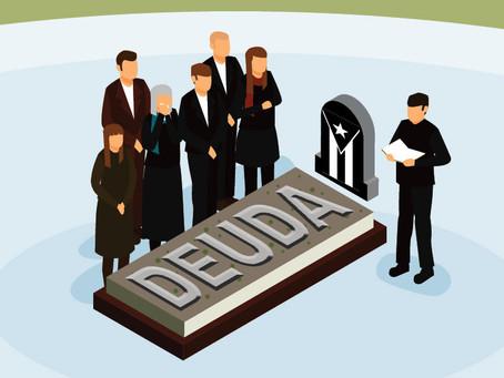¿Nuestra vida o la deuda?