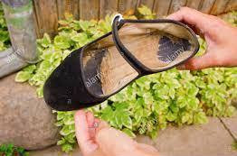 Senior shoe care