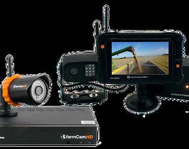 Kamerasysteme Hof, Stall und Landmaschinen