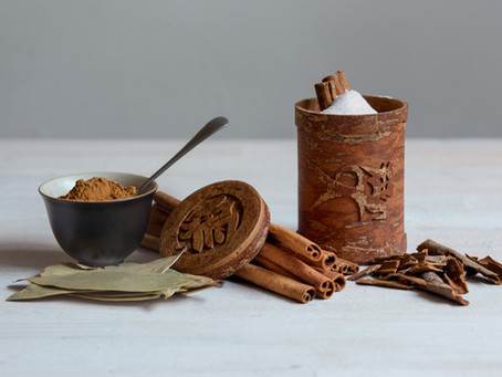 Britain's Story of Cinnamon: a look through the cookbooks
