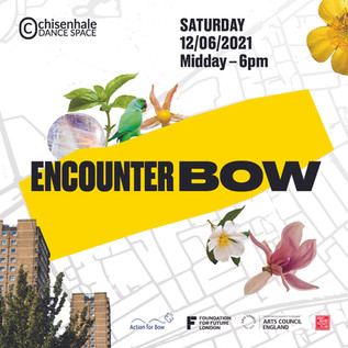 Encounter Bow: Don't Sing...