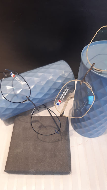 exemple de modeles lunette charles