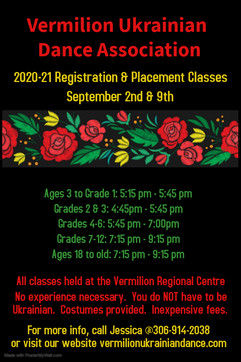 Registration poster - Made with PosterMy