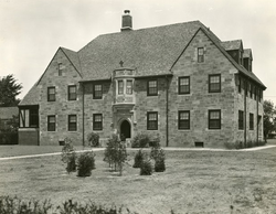 The Nielsen House of the Past