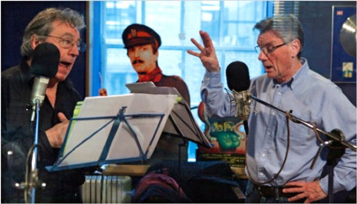 Mike Palin & Terry Jones-Voicing A Liars