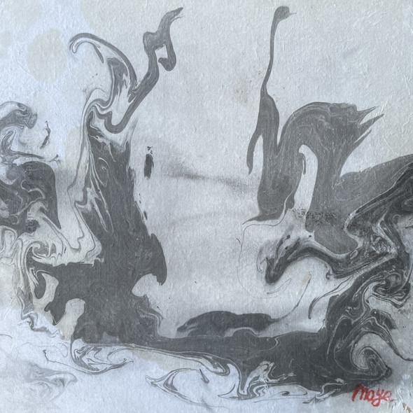 墨本無言 不可文字 | Ink