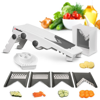 Top 10 Graters, Peelers and Slicers
