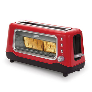Dash Clear View Toaster - Review