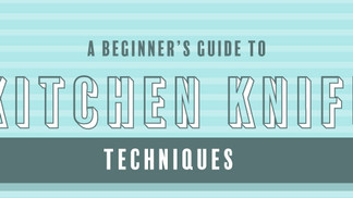Guide to Kitchen Knife Techniques