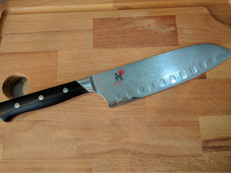Miyabi Santoku 600D - Knife by ZWILLING Henckels - Review