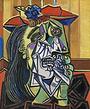 Pablo Picasso. Femme en pleurs. 1937. Oi