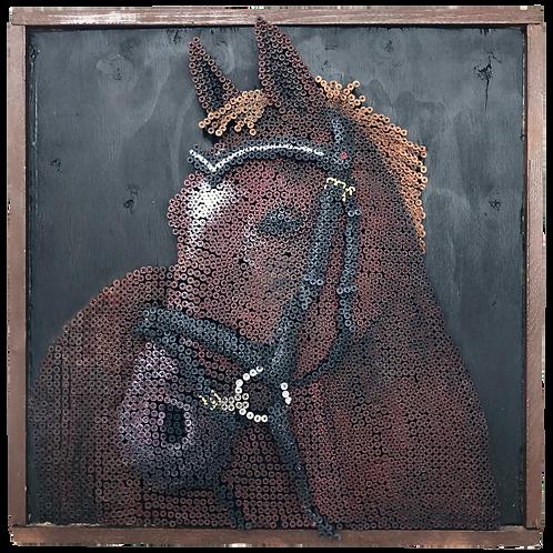 Horse Screw Art
