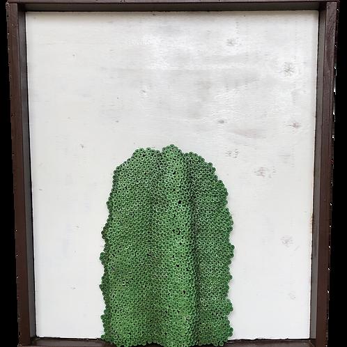 Cactus Screw Art