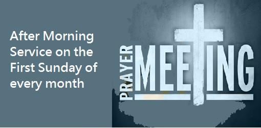 Morning Prayer Meeting