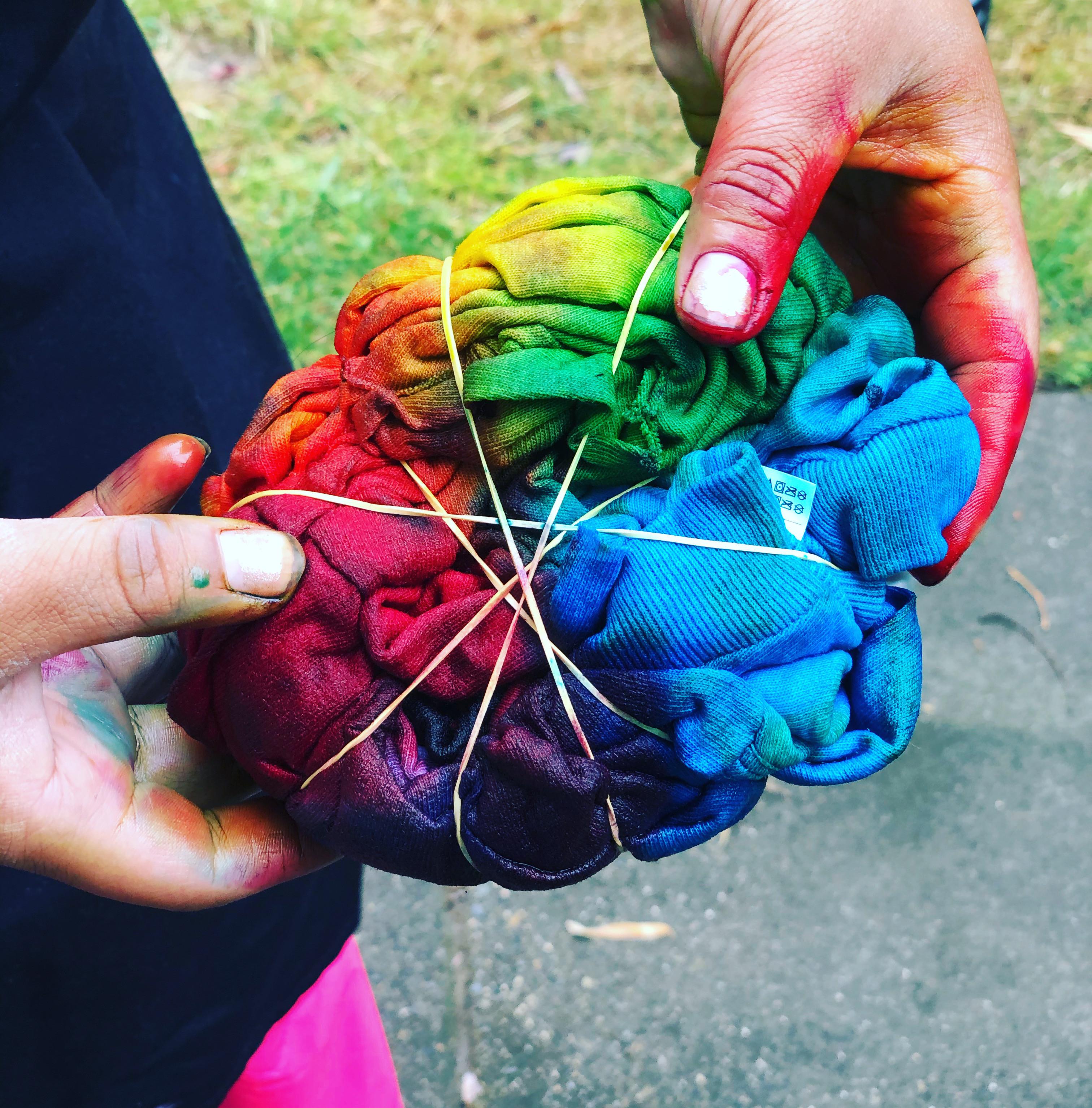 Tie Dye Workshop