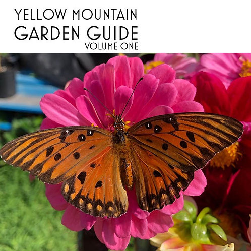 Yellow Mountain Garden Guide Volume 1