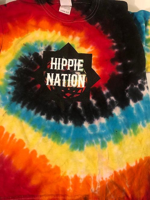 Hippie Nation Tie Dye