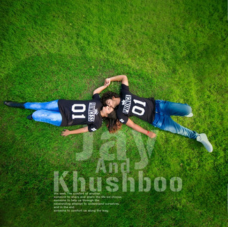 Jay + Khushboo