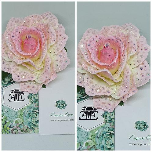 Lightest Pink Roses