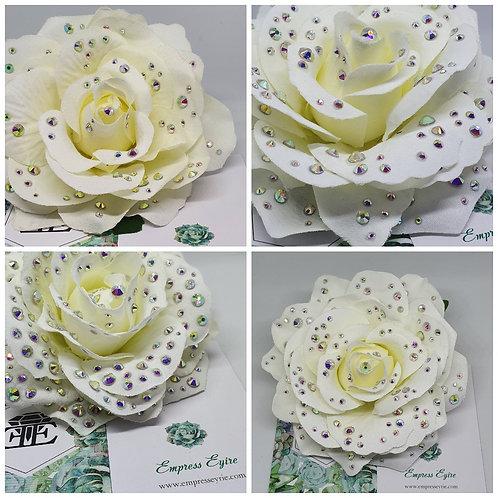 Off White Roses