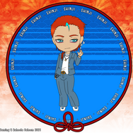 Shinji Chibi Wallpaper