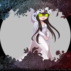Enchantress Wallpaper 01