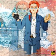 Shinji Wallpaper 02
