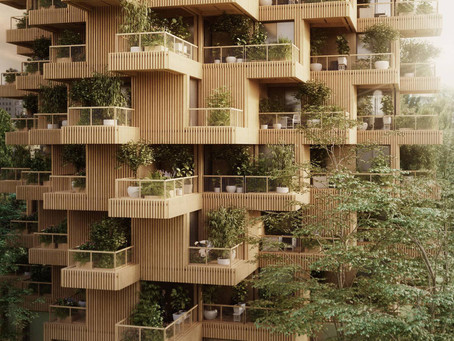 Sustainable Architecture and its effect on Climate Change