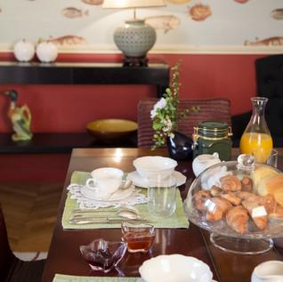 Le Clos Tellier - Breakfast room-min-min