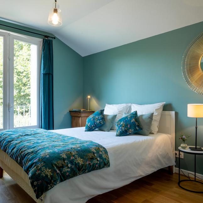 Clos-des-Campanules-maison hôtes-chambre