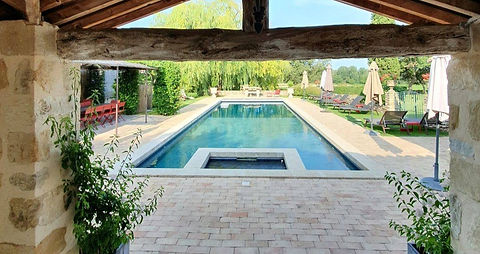 Domaine de Fos chambre d'hotes de Charme avec piscine