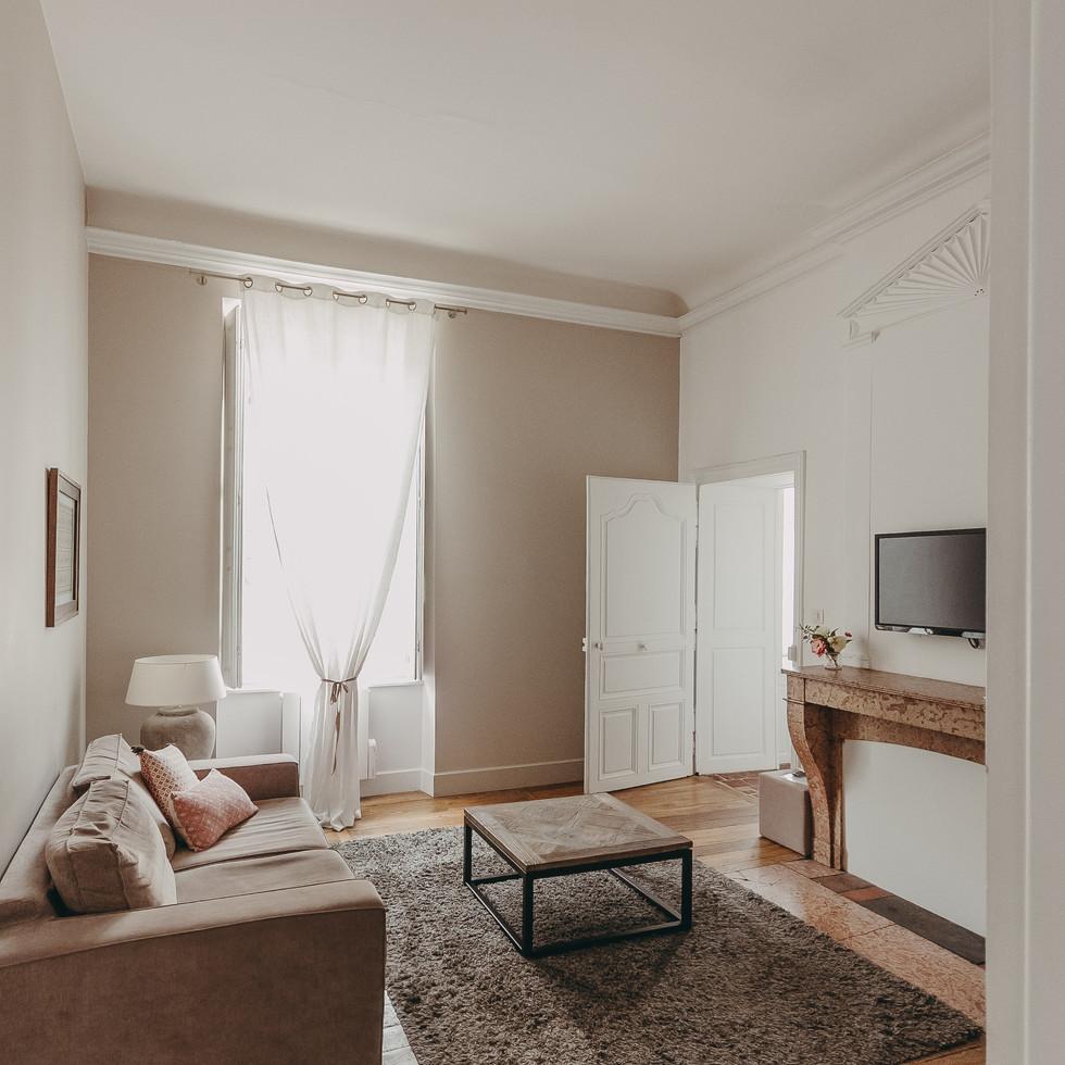La Maison des Courtines - Appartement 4