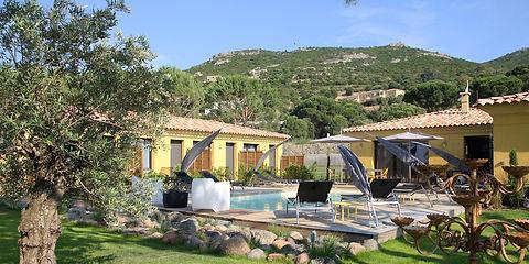 A Muredda chambre d'hotes de charme en Corse
