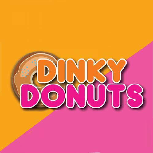 Dinky Donuts 120ml Shortfill